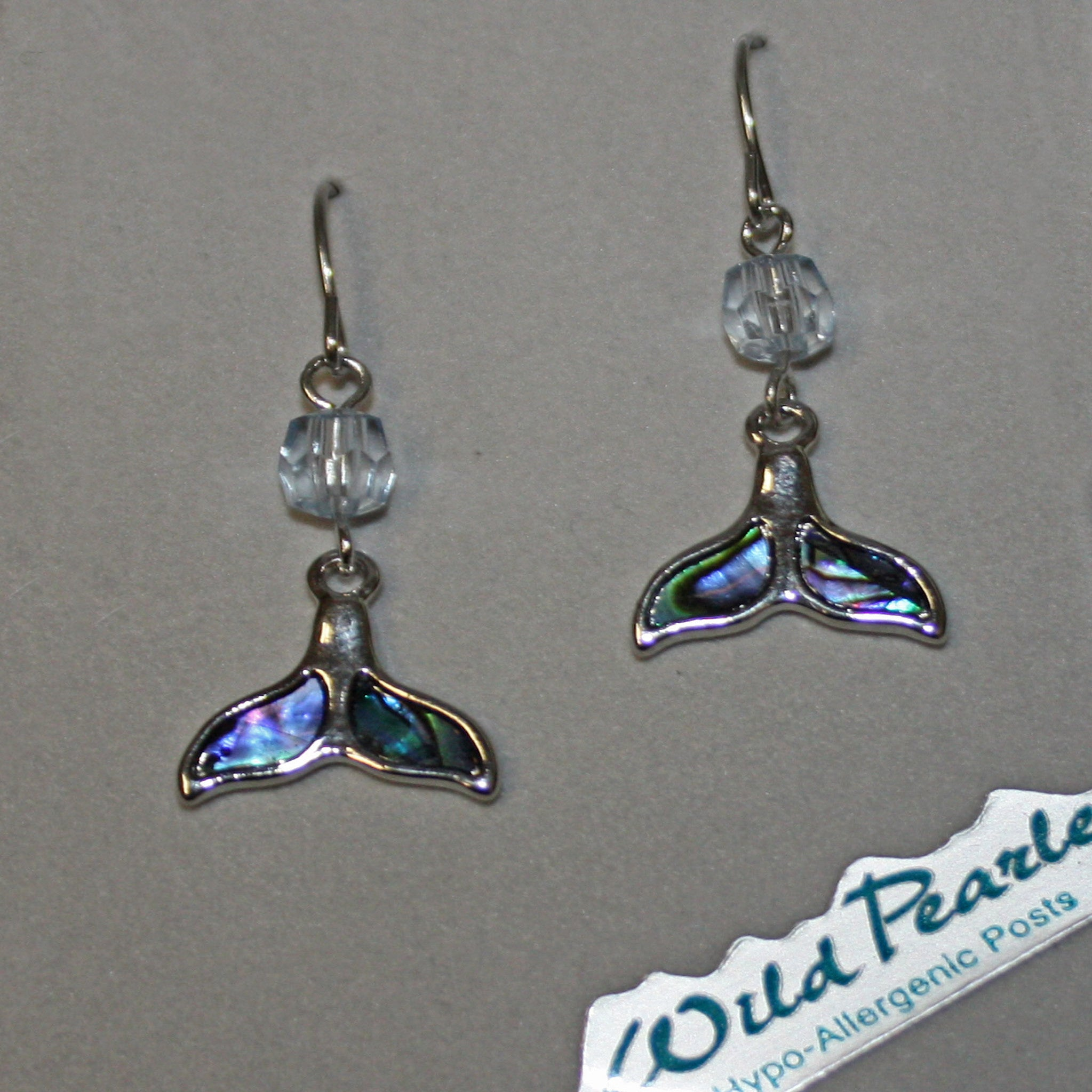 The Whale Song earrings