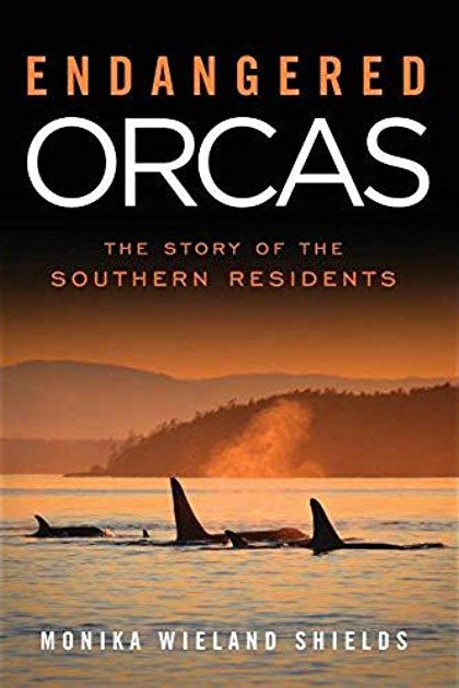 Signed copies of Endangered Orcas: The Story of the Southern Residents