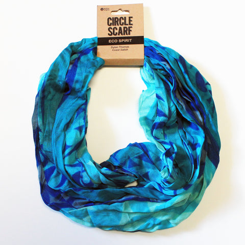 Circle Scarf: Eco Spirit