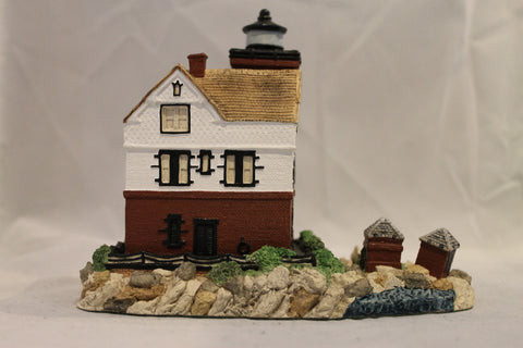 Collector Lighthouse: Round Island, MI #HL153