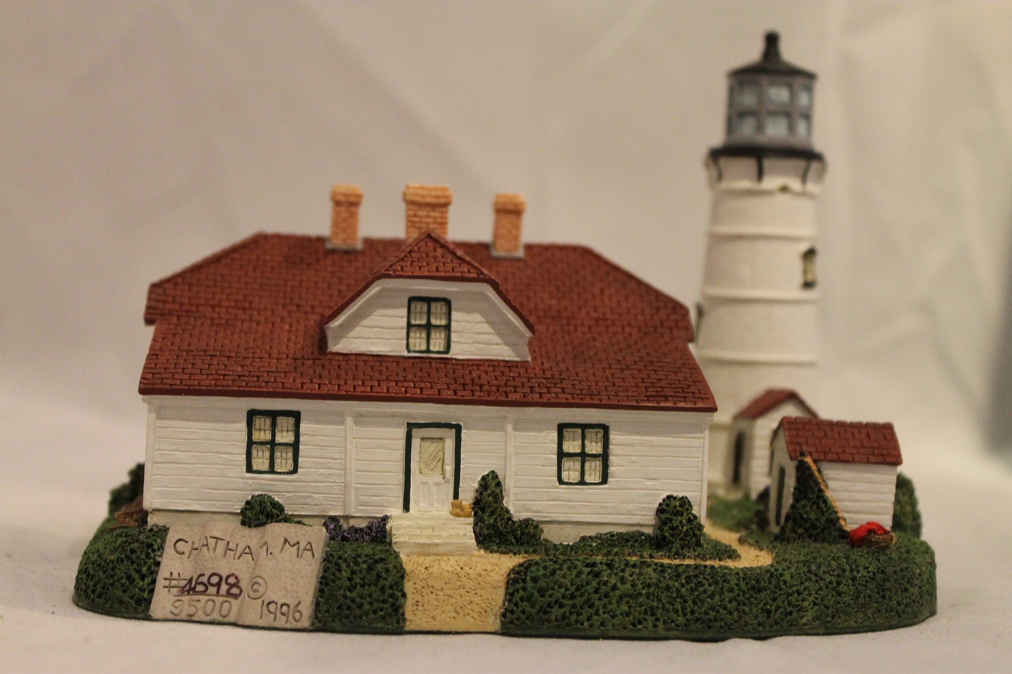 Collector Lighthouse: Chatham, MA #HL172
