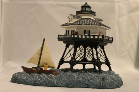 Collector Lighthouse: Middle Bay, AL #HL187