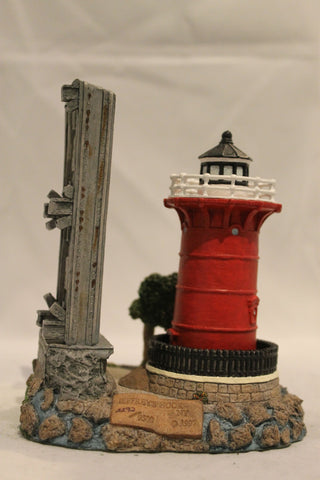 Collector Lighthouse: Jeffrey's Hook, NY #HL195