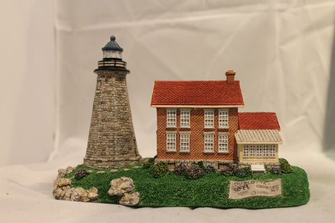 Collector Lighthouse: Charlotte-Genesee, NY #HL165