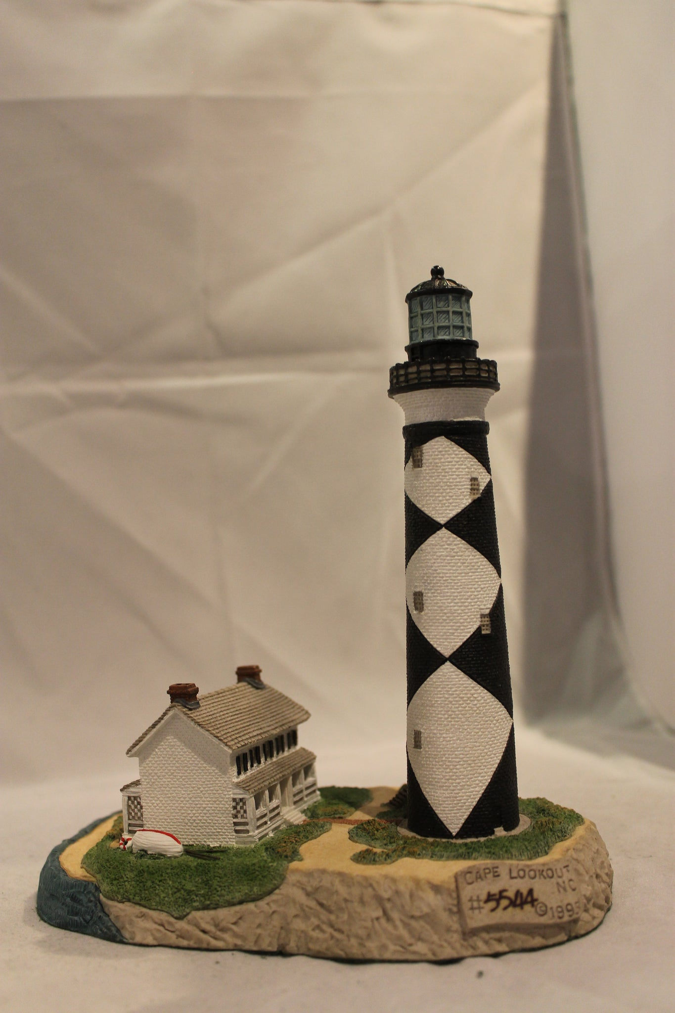Collector Lighthouse: Cape Lookout, NC #HL175