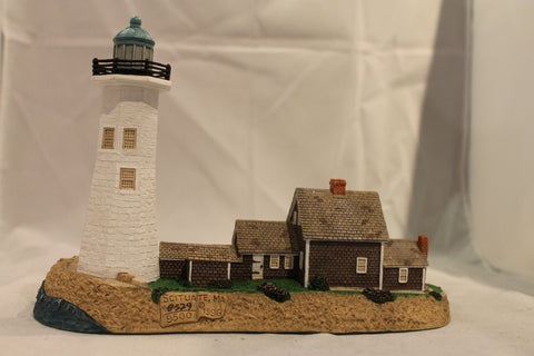 Collector Lighthouse: Scituate, MA #HL166