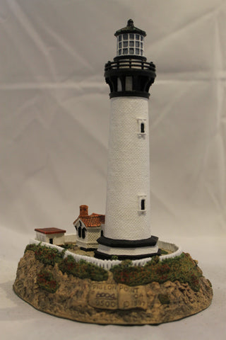 Collector Lighthouse: Pigeon Point, CA #HL199