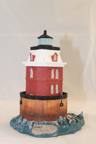 Collector Lighthouse: Sand Point Shoals, MD #HL167
