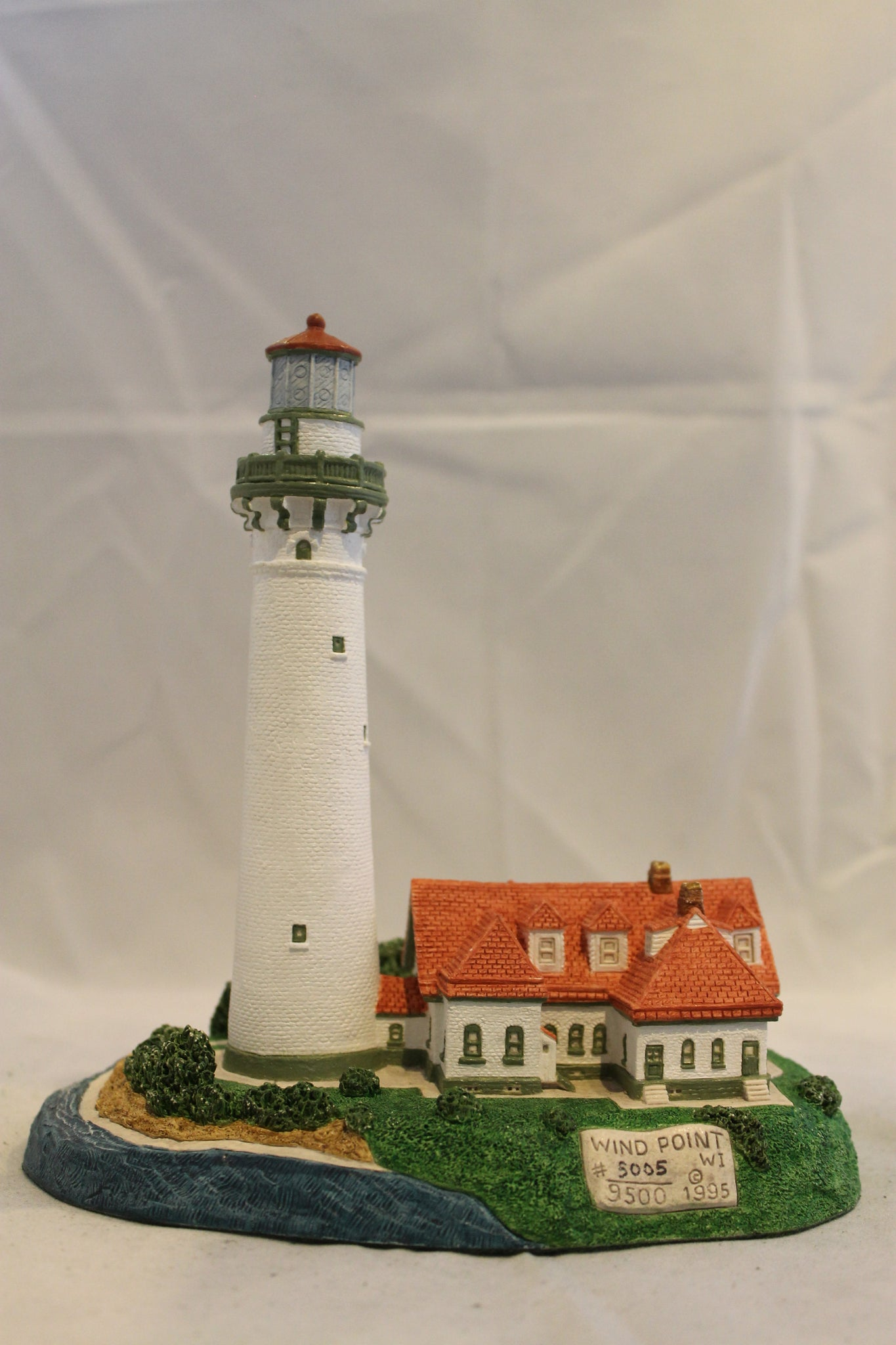 Collector Lighthouse: Wind Point, WI