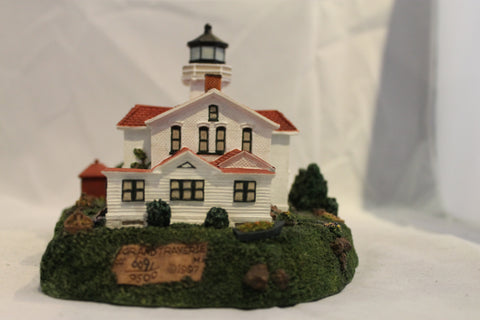 Collector Lighthouse: Grand Traverse, MI #HL191