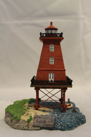 Collector Lighthouse: Southwest Reef, LA #HL530