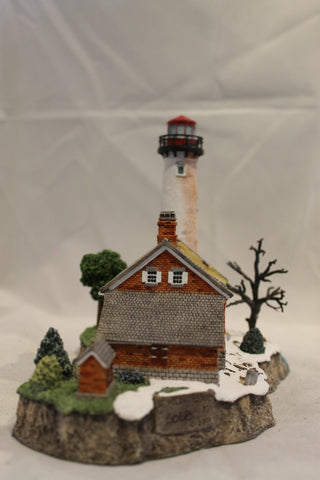 Collector Lighthouse: St. Helena, MI #HL634