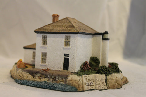 Collector Lighthouse: Ida Lewis (Lime Rock), RI #HL174
