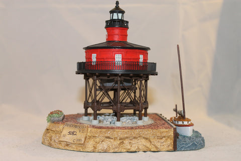 Collector Lighthouse: Seven Foot Knoll, MD #HL521