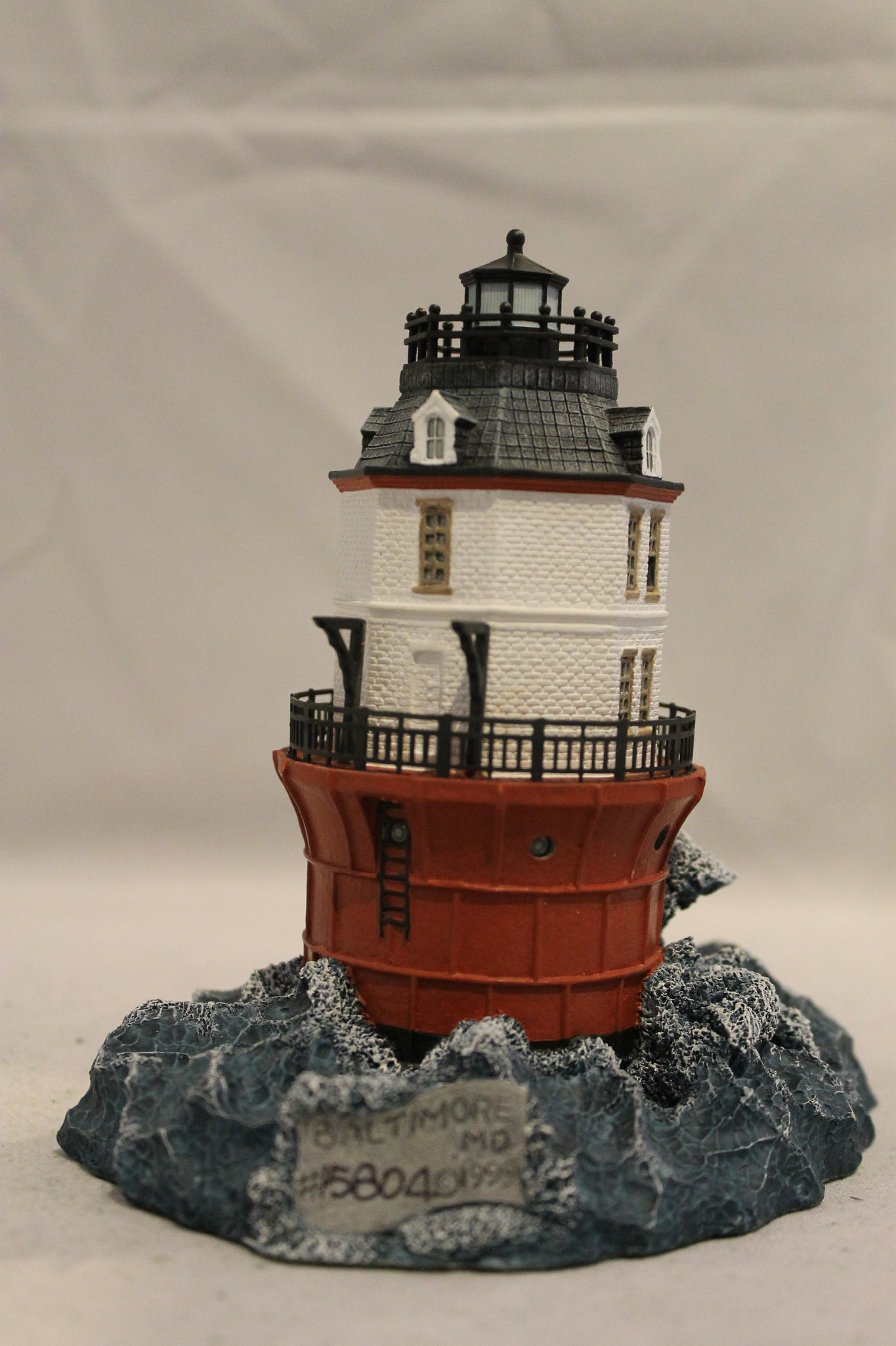 Collector Lighthouse: Baltimore, MD #HL524