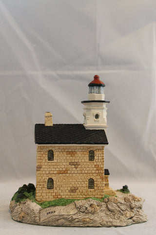 Collector Lighthouse: Great Captain Island, CT #HL114
