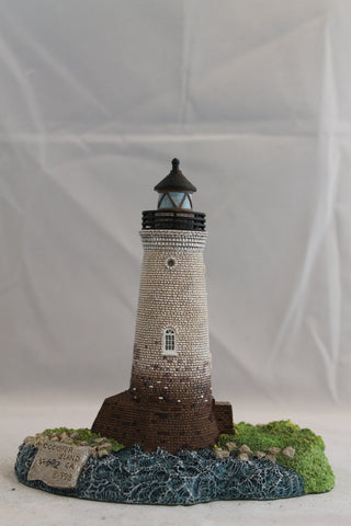 Collector Lighthouse: Cockspur, GA #HL508