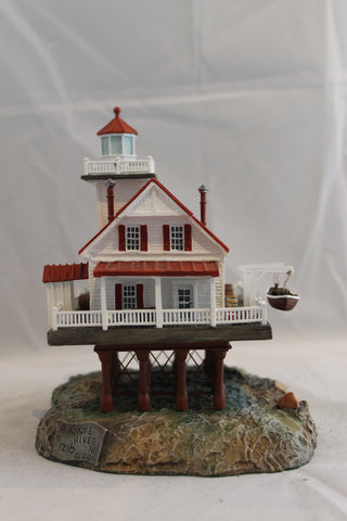 Collector Lighthouse: Roanoke River, NC #HL538