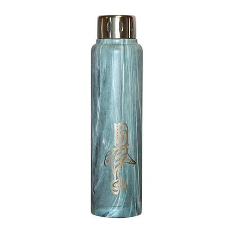 Blue Totem Insulated Bottle