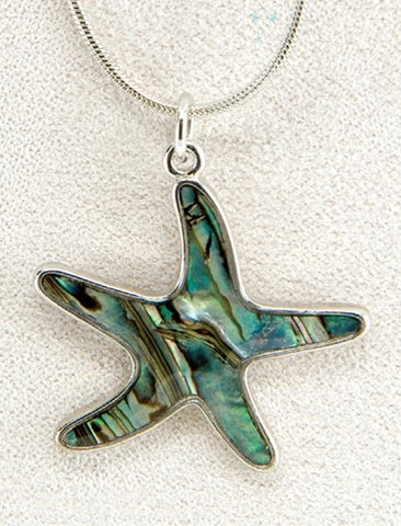 Wild Pearle Starfish Necklace