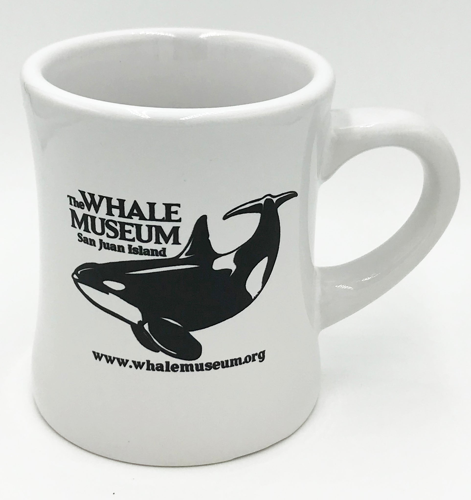 The Whale Museum Diner Mug - Granny (J-2)