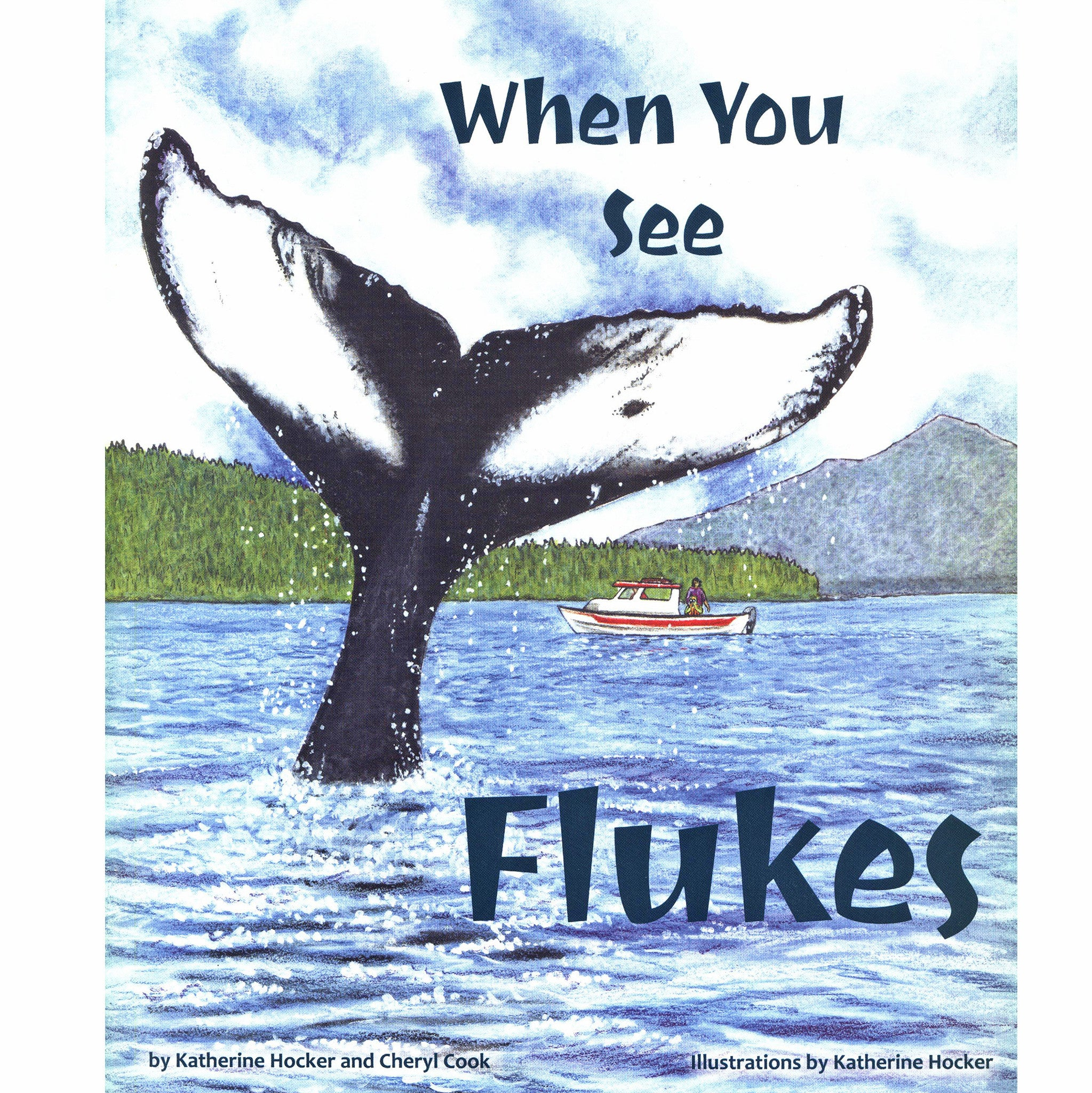 When you see flukes