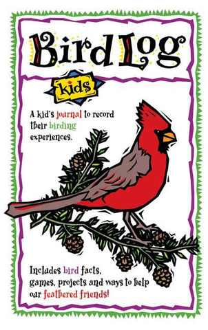 Kids Bird Log