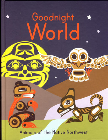 Good Night World: Board Book