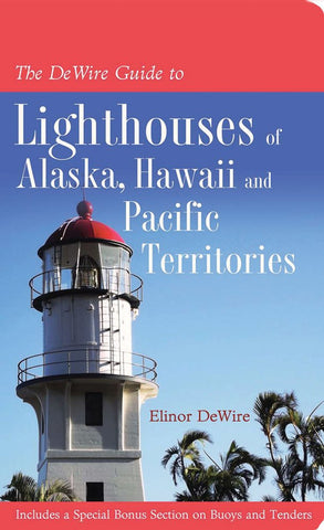 Lighthouses of the Pacific Book