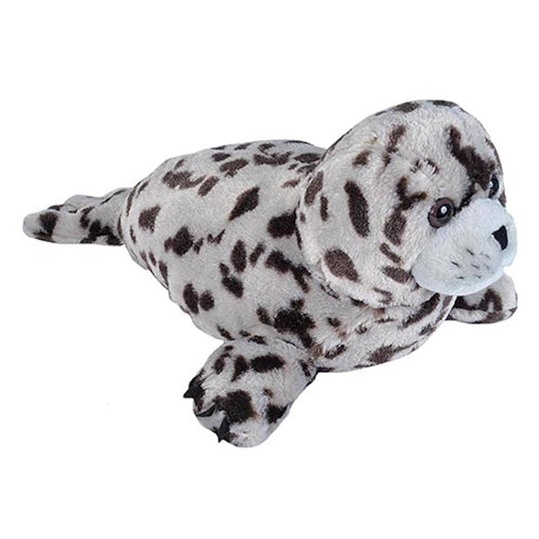 Harbor Seal Plush: Medium
