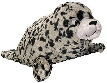 Harbor Seal Plush: Large