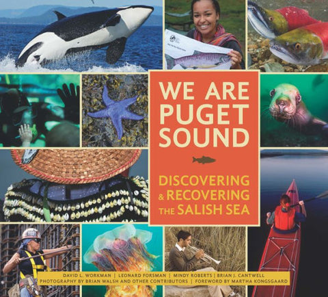 We are Puget Sound - book