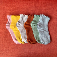 Kids Ruffle Socks
