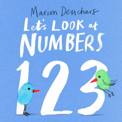 Let's Look At Numbers by Marion Deuchars