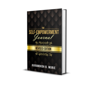 AUTOGRAPHED-THE SELF-EMPOWERMENT JOURNAL; REVISED EDITION
