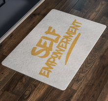 Load image into Gallery viewer, SELF-EMPOWERMENT DOORMAT