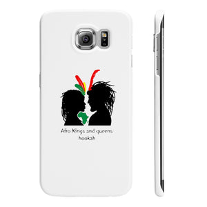 AFRO KINGS AND QUEEN Slim Phone Cases