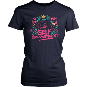 SELF-EMPOWERMENT WOMEN T-SHIRTS
