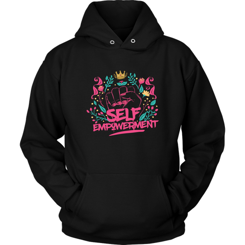 SELF-EMPOWERMENT UNISEX HOODIES2