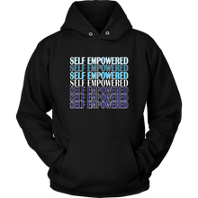 Load image into Gallery viewer, SELF-EMPOWERED V3 HOODIE