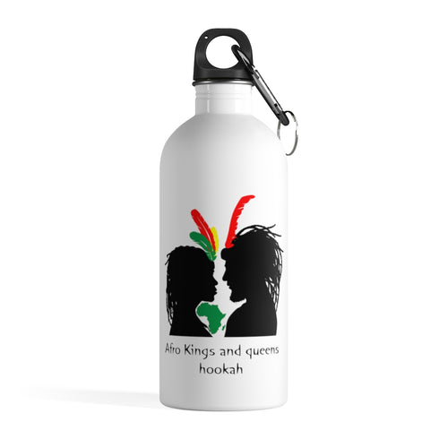 AFRO KINGS AND QUEEN_WATER FLASK