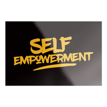 Load image into Gallery viewer, SELF-EMPOWERMENT STICKER