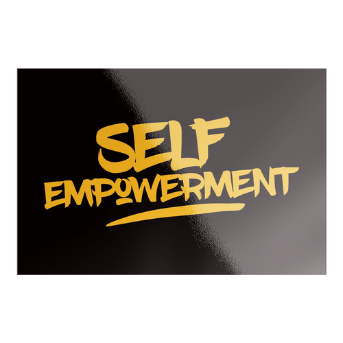 SELF-EMPOWERMENT STICKER