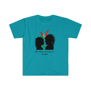 AFRO KINGS AND QUEEN_Unisex Softstyle T-Shirt