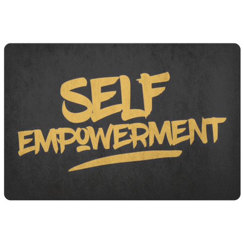 SELF-EMPOWERMENT DOORMAT