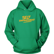Load image into Gallery viewer, SELF-EMPOWERMENT UNISEX HOODIES