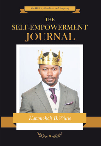 AUTOGRAPH COPY-THE SELF-EMPOWERMENT JOURNAL (LEGACY)