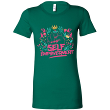 Load image into Gallery viewer, SELF-EMPOWERMENT WOMEN SHIRTS