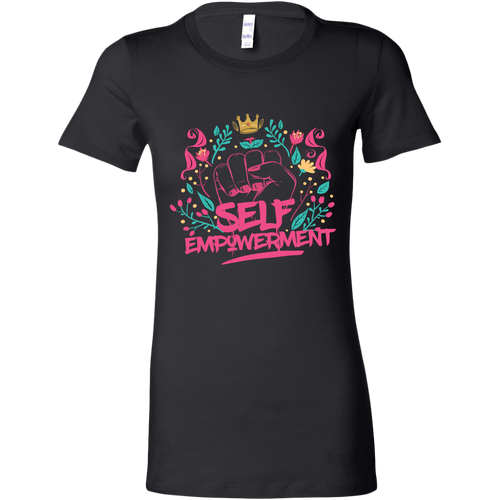 SELF-EMPOWERMENT WOMEN SHIRTS