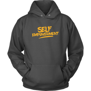 SELF-EMPOWERMENT UNISEX HOODIES
